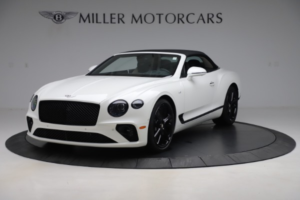 New 2020 Bentley Continental GTC V8 for sale $277,915 at Alfa Romeo of Westport in Westport CT 06880 9