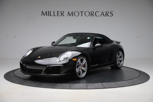 Used 2017 Porsche 911 Carrera 4S for sale $109,900 at Alfa Romeo of Westport in Westport CT 06880 13