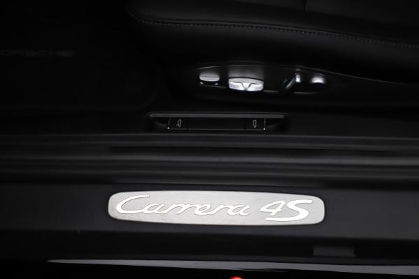 Used 2017 Porsche 911 Carrera 4S for sale $109,900 at Alfa Romeo of Westport in Westport CT 06880 28
