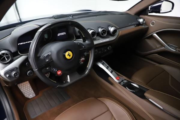 Used 2017 Ferrari F12 Berlinetta Base for sale Sold at Alfa Romeo of Westport in Westport CT 06880 13