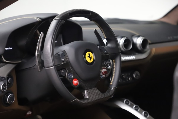 Used 2017 Ferrari F12 Berlinetta Base for sale Sold at Alfa Romeo of Westport in Westport CT 06880 23