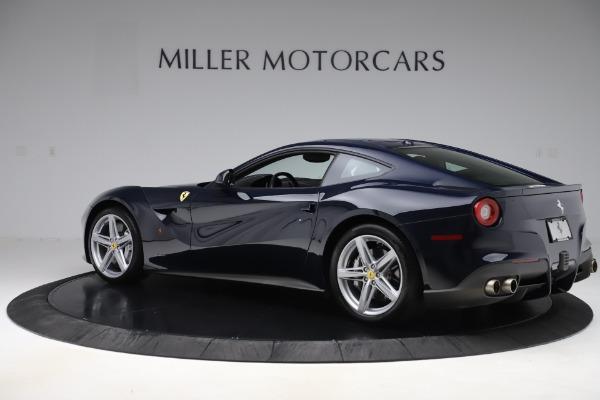Used 2017 Ferrari F12 Berlinetta Base for sale Sold at Alfa Romeo of Westport in Westport CT 06880 4
