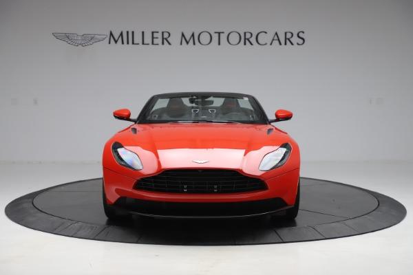 New 2020 Aston Martin DB11 Volante Convertible for sale $254,531 at Alfa Romeo of Westport in Westport CT 06880 11