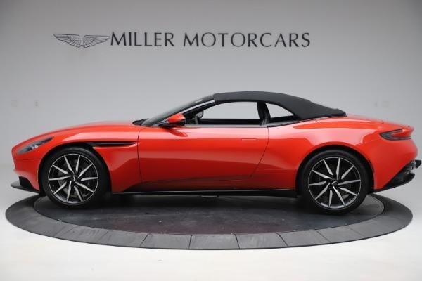 New 2020 Aston Martin DB11 Volante Convertible for sale $254,531 at Alfa Romeo of Westport in Westport CT 06880 13