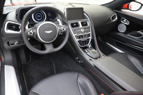New 2020 Aston Martin DB11 Volante Convertible for sale $254,531 at Alfa Romeo of Westport in Westport CT 06880 17