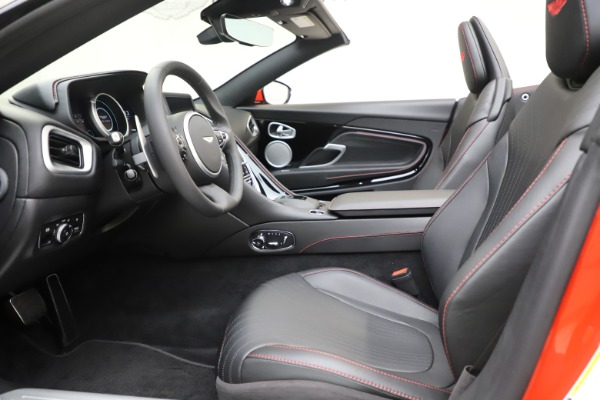 New 2020 Aston Martin DB11 Volante Convertible for sale $254,531 at Alfa Romeo of Westport in Westport CT 06880 18