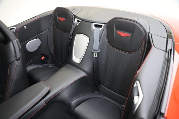 New 2020 Aston Martin DB11 Volante Convertible for sale $254,531 at Alfa Romeo of Westport in Westport CT 06880 19