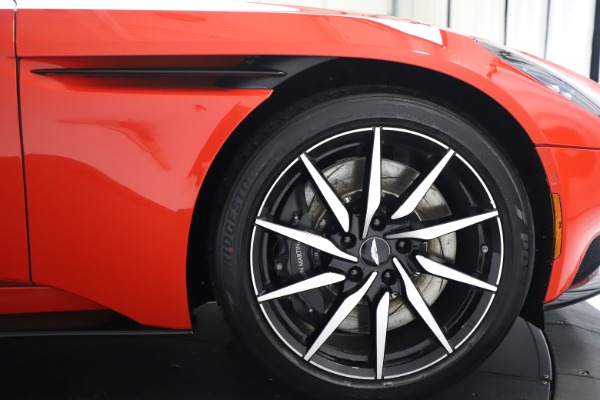 New 2020 Aston Martin DB11 Volante Convertible for sale $254,531 at Alfa Romeo of Westport in Westport CT 06880 22