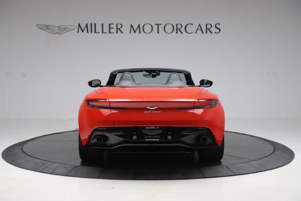 New 2020 Aston Martin DB11 Volante Convertible for sale $254,531 at Alfa Romeo of Westport in Westport CT 06880 5