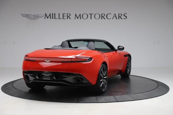 New 2020 Aston Martin DB11 Volante Convertible for sale $254,531 at Alfa Romeo of Westport in Westport CT 06880 6