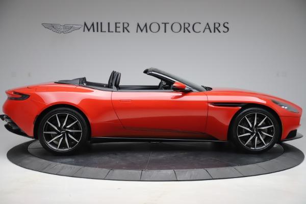 New 2020 Aston Martin DB11 Volante Convertible for sale $254,531 at Alfa Romeo of Westport in Westport CT 06880 8
