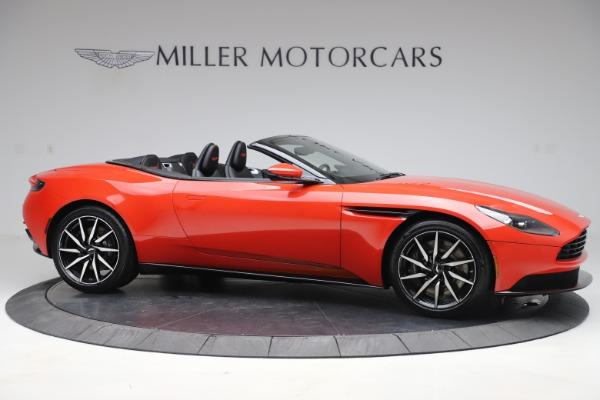 New 2020 Aston Martin DB11 Volante Convertible for sale $254,531 at Alfa Romeo of Westport in Westport CT 06880 9