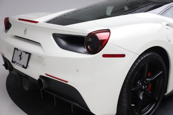 Used 2016 Ferrari 488 GTB for sale Sold at Alfa Romeo of Westport in Westport CT 06880 25