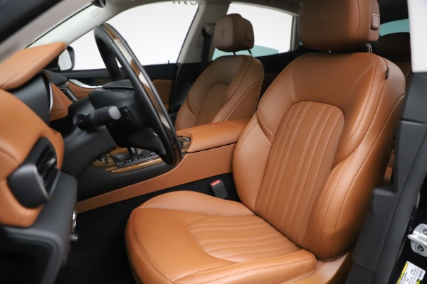 New 2019 Maserati Levante Q4 GranLusso for sale $89,550 at Alfa Romeo of Westport in Westport CT 06880 13