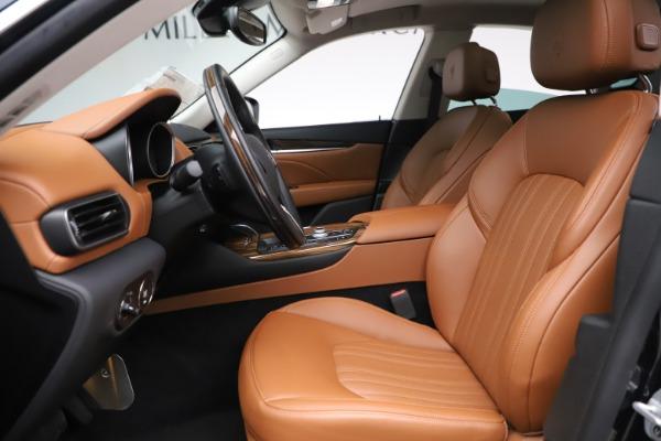 New 2019 Maserati Levante Q4 GranLusso for sale $89,550 at Alfa Romeo of Westport in Westport CT 06880 14