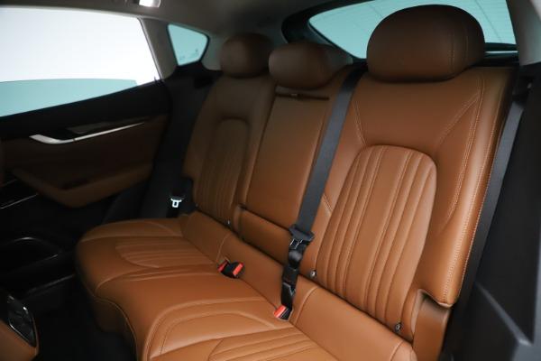New 2019 Maserati Levante Q4 GranLusso for sale $89,550 at Alfa Romeo of Westport in Westport CT 06880 16