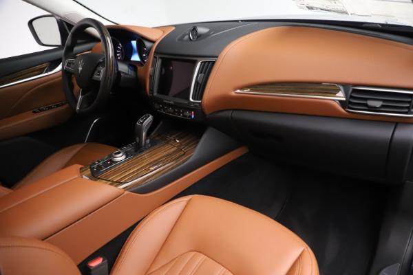 New 2019 Maserati Levante Q4 GranLusso for sale $89,550 at Alfa Romeo of Westport in Westport CT 06880 19