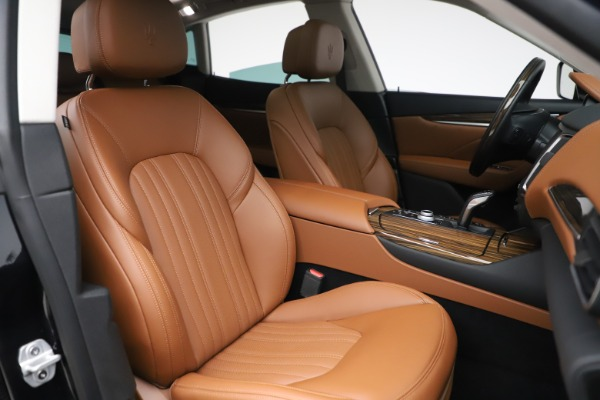 New 2019 Maserati Levante Q4 GranLusso for sale $89,550 at Alfa Romeo of Westport in Westport CT 06880 21