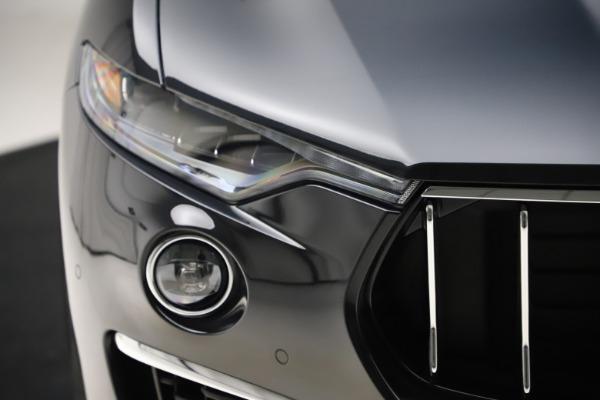 New 2019 Maserati Levante Q4 GranLusso for sale $89,550 at Alfa Romeo of Westport in Westport CT 06880 27