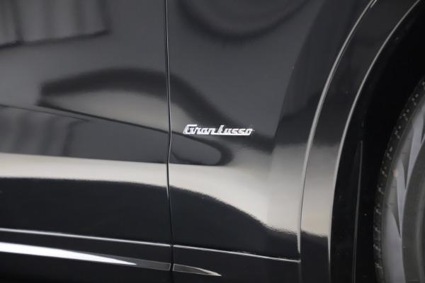 New 2019 Maserati Levante Q4 GranLusso for sale $89,550 at Alfa Romeo of Westport in Westport CT 06880 28