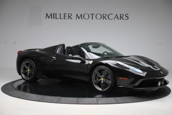Used 2015 Ferrari 458 Speciale Aperta for sale $635,900 at Alfa Romeo of Westport in Westport CT 06880 10