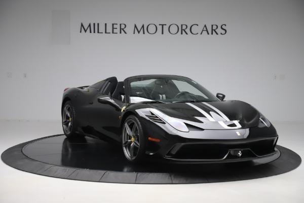 Used 2015 Ferrari 458 Speciale Aperta for sale $635,900 at Alfa Romeo of Westport in Westport CT 06880 11