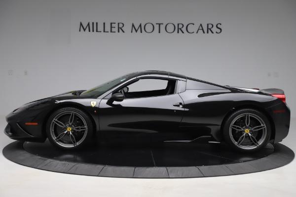 Used 2015 Ferrari 458 Speciale Aperta for sale $635,900 at Alfa Romeo of Westport in Westport CT 06880 14