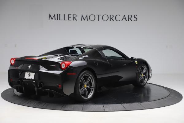 Used 2015 Ferrari 458 Speciale Aperta for sale $635,900 at Alfa Romeo of Westport in Westport CT 06880 16