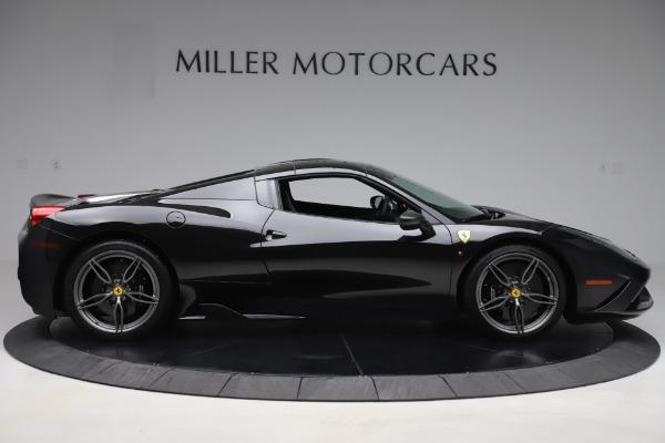 Used 2015 Ferrari 458 Speciale Aperta for sale $635,900 at Alfa Romeo of Westport in Westport CT 06880 17