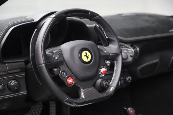 Used 2015 Ferrari 458 Speciale Aperta for sale $635,900 at Alfa Romeo of Westport in Westport CT 06880 24