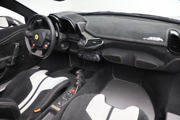 Used 2015 Ferrari 458 Speciale Aperta for sale $635,900 at Alfa Romeo of Westport in Westport CT 06880 26