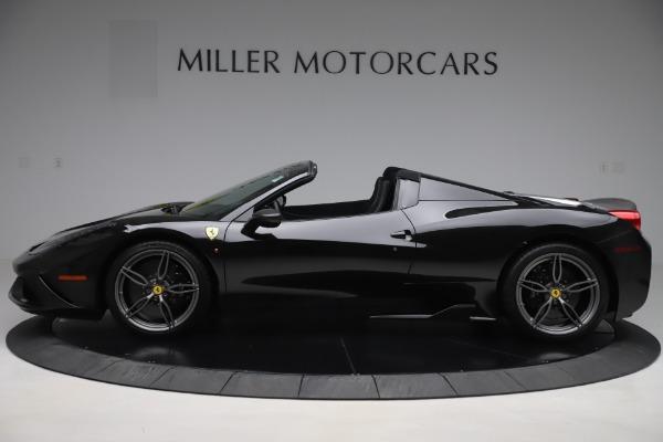 Used 2015 Ferrari 458 Speciale Aperta for sale $635,900 at Alfa Romeo of Westport in Westport CT 06880 3