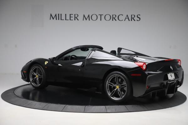 Used 2015 Ferrari 458 Speciale Aperta for sale $635,900 at Alfa Romeo of Westport in Westport CT 06880 4