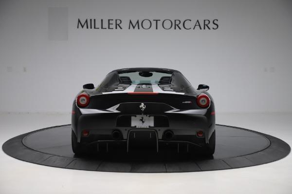 Used 2015 Ferrari 458 Speciale Aperta for sale $635,900 at Alfa Romeo of Westport in Westport CT 06880 6