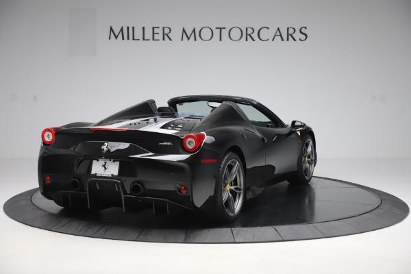 Used 2015 Ferrari 458 Speciale Aperta for sale $635,900 at Alfa Romeo of Westport in Westport CT 06880 7