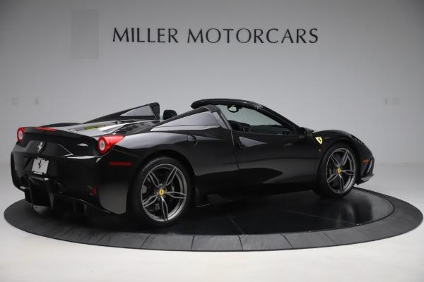 Used 2015 Ferrari 458 Speciale Aperta for sale $635,900 at Alfa Romeo of Westport in Westport CT 06880 8