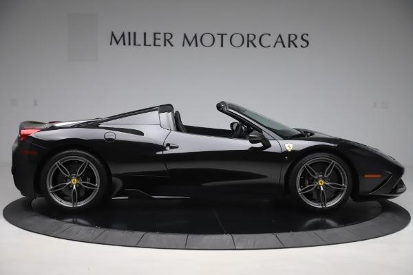 Used 2015 Ferrari 458 Speciale Aperta for sale $635,900 at Alfa Romeo of Westport in Westport CT 06880 9