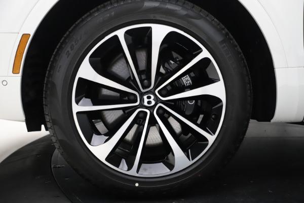 New 2020 Bentley Bentayga V8 for sale Sold at Alfa Romeo of Westport in Westport CT 06880 15