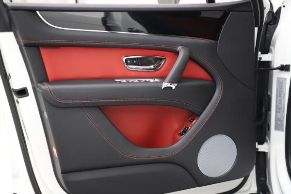New 2020 Bentley Bentayga V8 for sale Sold at Alfa Romeo of Westport in Westport CT 06880 16