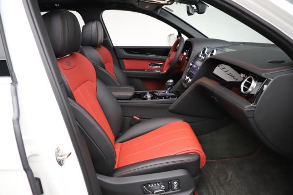 New 2020 Bentley Bentayga V8 for sale Sold at Alfa Romeo of Westport in Westport CT 06880 26
