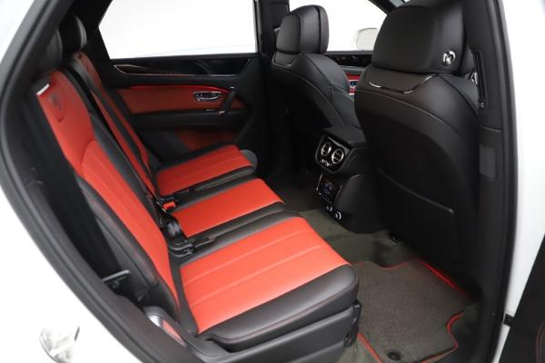 New 2020 Bentley Bentayga V8 for sale Sold at Alfa Romeo of Westport in Westport CT 06880 28