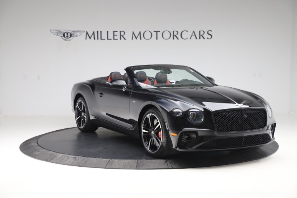 New 2020 Bentley Continental GTC V8 for sale $271,550 at Alfa Romeo of Westport in Westport CT 06880 11