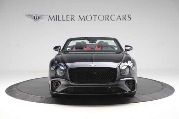New 2020 Bentley Continental GTC V8 for sale $271,550 at Alfa Romeo of Westport in Westport CT 06880 12