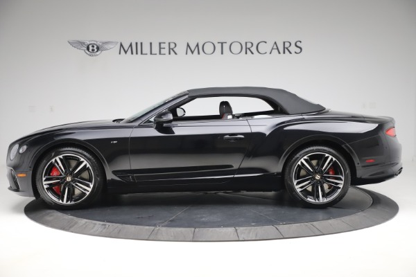New 2020 Bentley Continental GTC V8 for sale $271,550 at Alfa Romeo of Westport in Westport CT 06880 14