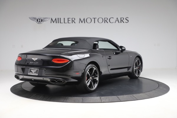 New 2020 Bentley Continental GTC V8 for sale $271,550 at Alfa Romeo of Westport in Westport CT 06880 16