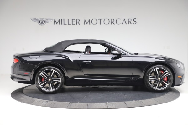 New 2020 Bentley Continental GTC V8 for sale $271,550 at Alfa Romeo of Westport in Westport CT 06880 17