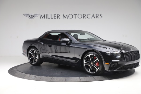 New 2020 Bentley Continental GTC V8 for sale $271,550 at Alfa Romeo of Westport in Westport CT 06880 18