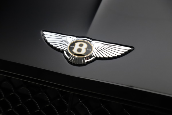 New 2020 Bentley Continental GTC V8 for sale $271,550 at Alfa Romeo of Westport in Westport CT 06880 20