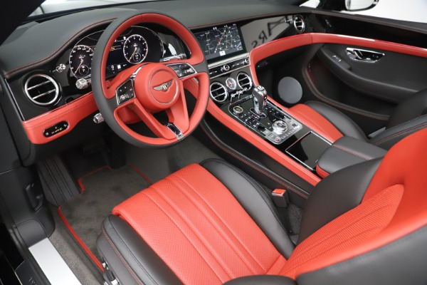 New 2020 Bentley Continental GTC V8 for sale $271,550 at Alfa Romeo of Westport in Westport CT 06880 24