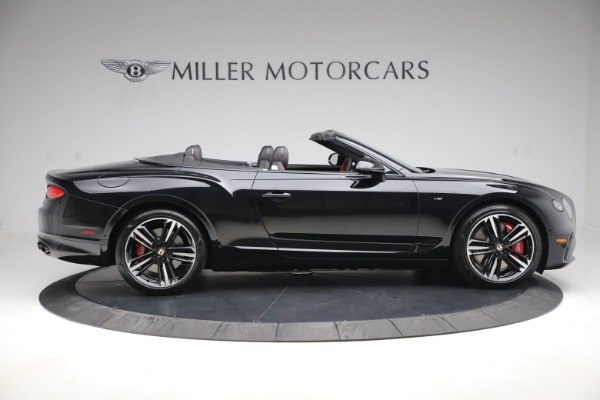New 2020 Bentley Continental GTC V8 for sale $271,550 at Alfa Romeo of Westport in Westport CT 06880 9